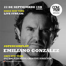 Complot_Escuela_de_Creativos_Barcelona_Open_Complot_Emiliano_Post_Facebook copia